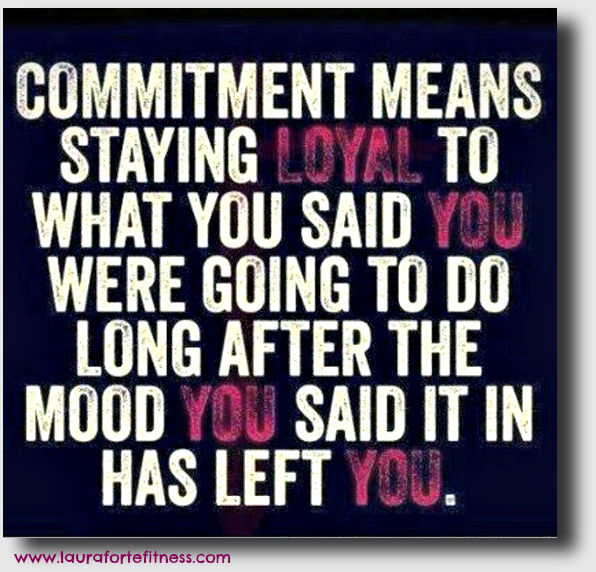 motivation monday commitment