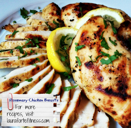 rosemary chicken breast
