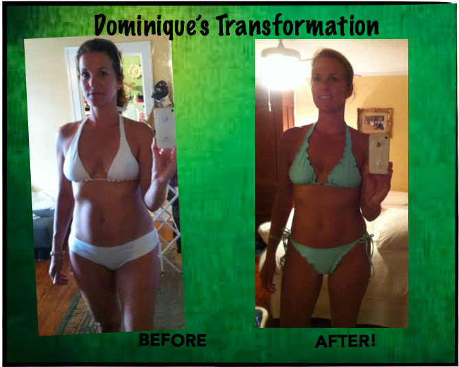 dominique bay view boot camp transformation tuesday