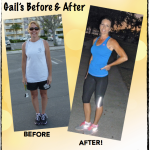 Gail also lost 25 pounds and more than 12% body fat! Her advice to others: it's never too late. She didn't start boot camp until she was almost 45.. and now she is in the best shape of her LIFE!