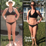 Mom of two little boys, Janie lost 25 pounds and 8% body fat.. and has more energy than EVER before!